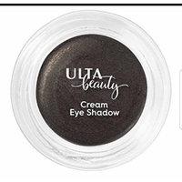 ULTA Cream Eyeshadow. Onyx (deep black shimmer) 0.09 Oz