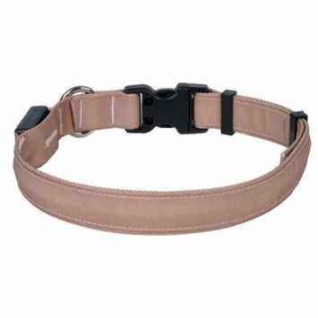 Yellow Dog Orion LED Collar - Solid Tan