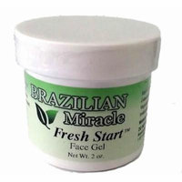BRAZILIAN MIRACLE FRESH START INSTANT EYE WRINKLE REMOVER ALOE CONCENTRATE GEL