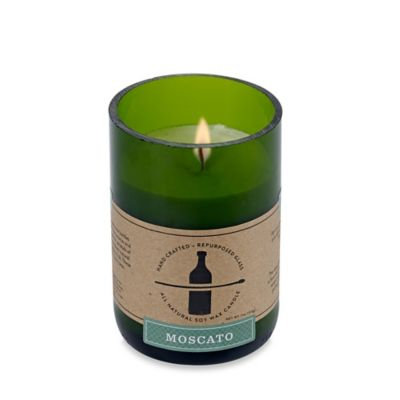 Moscato Scented Soy Wax Candle