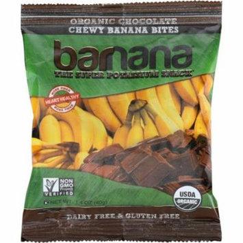 Barnana Chocolate Banana Bites, 1.41 Oz (Pack Of 12)