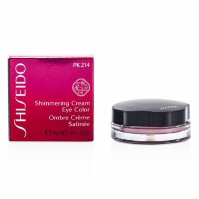 Shiseido - Shimmering Cream Eye Color - # PK214 Pale Shell -6g/0.21oz