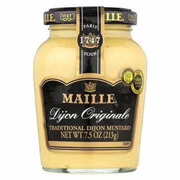 Maille Original Dijon Mustard - Case of 6 - 7.5 oz.