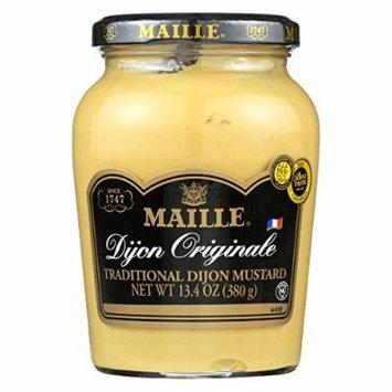 Maille Dijon Mustard - Original - Case of 6 - 13.4 oz.