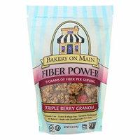 Bakery On Main Triple Berry Fiber Power Granola - Case of 6 - 12 oz.