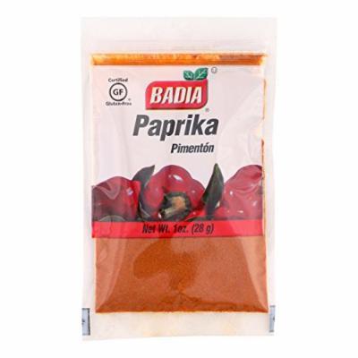Badia Spices Paprika - Case of 12 - 1 oz.