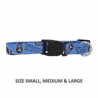 Tennessee Titans Pet Nylon Collar - Medium