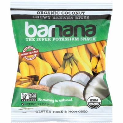 Barnana Coconut Banana Bites, 1.41 Oz (Pack Of 12)