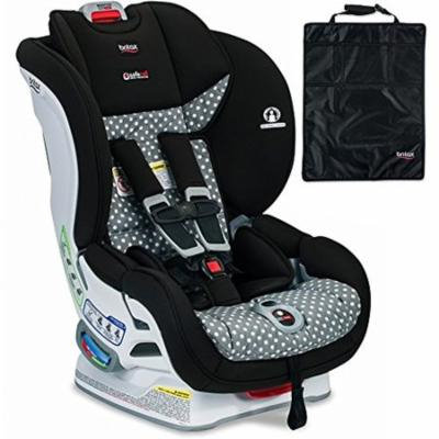 Britax USA Marathon ClickTight Convertible Car Seat, Ollie & Kick Mats, 2-Count Set