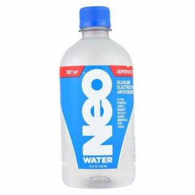 Neo Water Super Water - Pack of 24 - 16.9 Fl Oz.