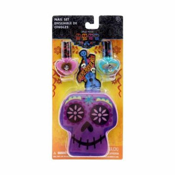Novelty Character Cosmetics Mozlly Disney Pixar Coco Remember Me Nail Polish Set (4pc Set)
