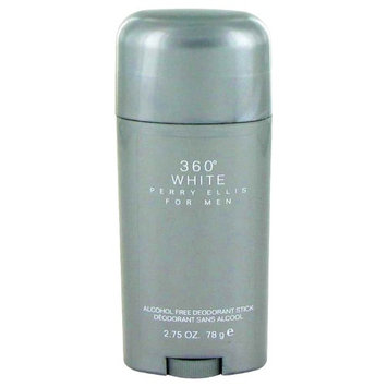 Perry Ellis 360 White Deodorant Stick 2.5 Oz Men
