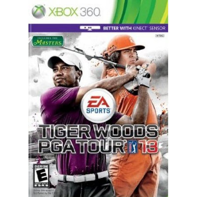 EA Tiger Woods PGA TOUR 13 Xbox 360