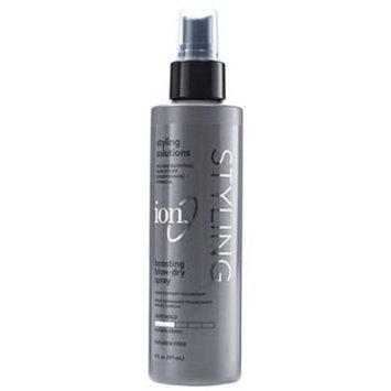 ION Styling Solutions Boosting Blow Dry Spray