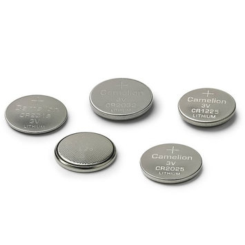 Cr2032 Button Cell Batteries, Cr2032 Coin Cell Battery, Lithium Button Battery, Dl2032, 5004lc & E-cr2032. 3v 5pcs Per Pack (Cr2032-bp5)