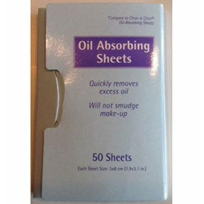 Oil Blotting Paper Each pack contains 50 Papers Oil Absorbing Sheets (5 packs - 250 total wipes)