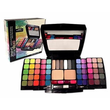 Great Gift Idea! BR Cosmetics Deluxe Makeup Palette 62 Colors Extra Pearl Shine