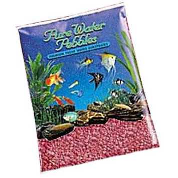 World Wide Imports World Wide pure pebble 25lb red 2pack-85680