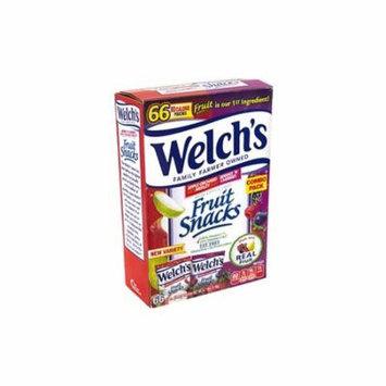 Welch's Berries 'N Cherries & Apple Orchard Medley Fruit Snacks, 66 Count