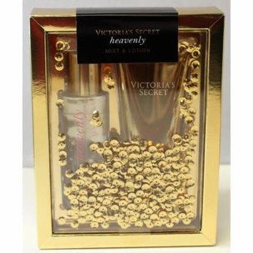 Victoria's Secret Heavenly Mist & Lotion 2 Pc Set For Women New In Box