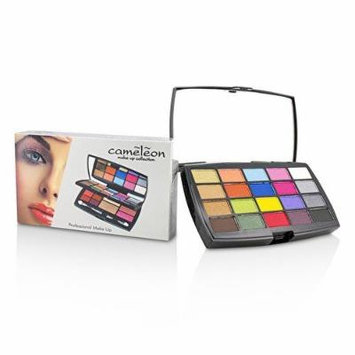 Cameleon MakeUp Kit Deluxe G2127 (20x Eyeshadow, 3x Blusher, 2x Pressed Powder, 6x Lipgloss, 2x Applicator) -