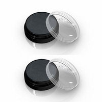 CoverGirl Flamed Out Shadow Pot, Molten Black 300 - 0.07 oz (2 g) - by COVERGIRL