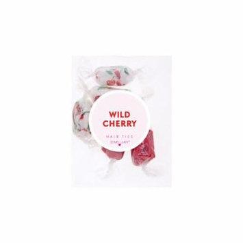 Emi Jay Wild Cherry 12-Pack Hair Ties