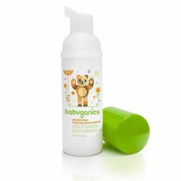 Babyganics Foam Hand Sanitizer Tangerine - 1.07 Ounce