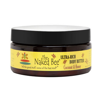 The Naked Bee Coconut & Honey Ultra-Rich Body Butter