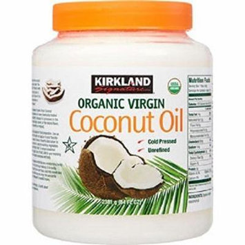 100% Organic Extra Virgin,Coconut Oil ,84 Fl .oz ,beauty aid and cooking oil
