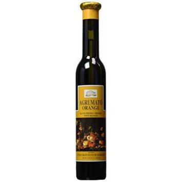 Agrumato Orange Extra Virgin Olive Oil 200 ml Bottle