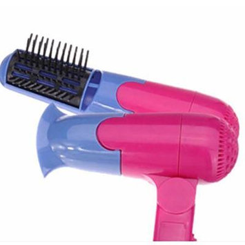 Mini Handy Hair Dryer Comb Curly Hair Styling Tool by Advanced Shop