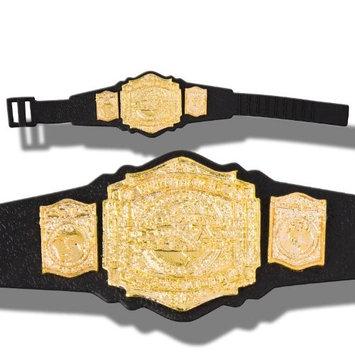 TNA Jakks Tag Team Championship Action Figure Belt
