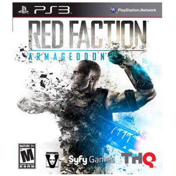 Thq Red Faction: Armageddon PRE-OWNED (PlayStation 3)