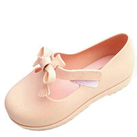 For 1-7 Years old Girls,Clode® Kids Girls Sandals Rain Shoe Bow Jelly Shoes Children Toddler Baby Beach Shoes