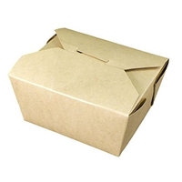 Primus Source Prime Source 75008009 No. 4 Fold Carton Kraft - Case of 160