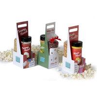 Wabash Valley Farms 77310 Dynamic Duo Popcorn Gift Set - Ranch-Tender & White