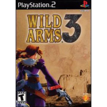 Sony Wild Arms 3 - [PlayStation 2] - Used