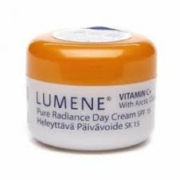 Lumene Vitamin C+ Pure Radiance Day Cream SPF 15 (.5 oz), .5 fl oz