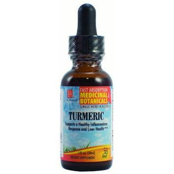 L A Naturals Turmeric 1 OZ