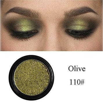 Glitter Shimmering Colors Eyeshadow Waterproof Eye Shadow Powder palette
