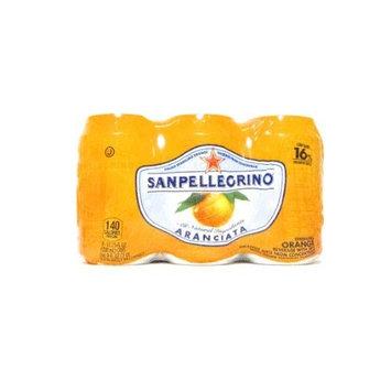 San Pellegrino Melograno E Arancia (Pomegranate & Orange) 11.15 Fl Oz 6 Pack