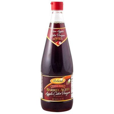 Roland Barrel Aged Apple Vinegar, 33.8 Oz