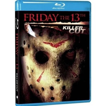 New Line/warner Friday The 13th Blu-ray (Widescreen; Soundtrack English)