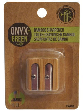 Frontier Natural Foods Frontier Natural Products 227822 Double Sharpener Bamboo