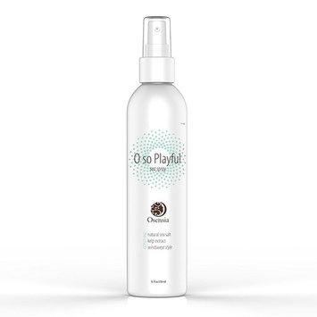Beachy Waves Sea Salt Spray for All Hair Types – Hair Texturizing Spray with Kelp Extract and Sea Salt – Paraben, Sulfate Free Beach Hair Texturizer and Surf Spray by Osensia 8oz