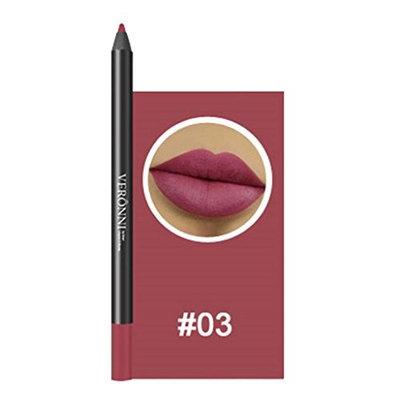 Creazy 13 Colors Professional Lipliner Makeup Waterproof Lip Liner Pencil