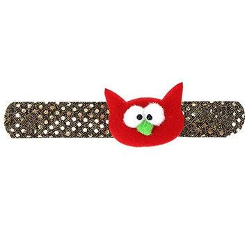 Whitelotous Patting Circle Bracelet Halloween Decoration Children Adult Gift