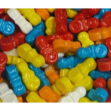 Pacifier Candy - Assorted Colors