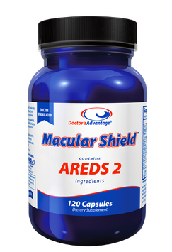 Doctors Advantage Doctor's Advantage - Macular Shield AREDS 2 - 120 Capsules